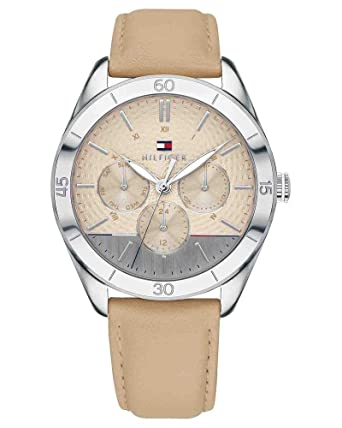 dbf6043d9 Tommy Hilfiger Casual Watch For Women Analog Leather - 1781886 ...