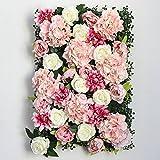 The silk peony flower wall decoration studio wedding window background simulation flower wall decorations,B