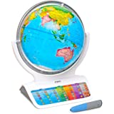 SmartGlobe Infinity SG318 - Interactive Smart Globe with Wireless Smart Pen by Oregon Scientific
