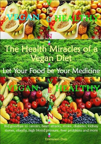 Health Miracles Vegan Diet Medicine ebook product image