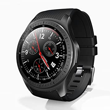 IHCIAIX Reloj Inteligente Smart Watch Android 7.1.1 GPS Bluetooth ...