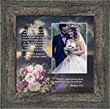 Personally Yours Marriage Prayer, Signs With Scripture, Christian Marriage Gift, 10x10 6325BW