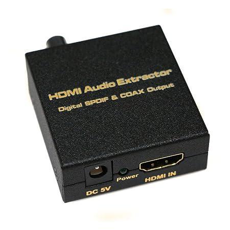 Formato Apoyo: LPCM2.0/DTS/Dolby-AC3. La Mayor Apoyo 192 KHz tasa de muestreo. Utiliza la Salida de Cable coaxial estándar Puede ser de hasta 10 m.
