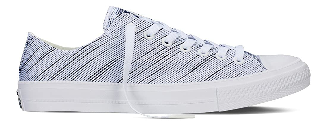 851d1739dc46cd Converse Unisex Adults Sneakers Chuck Taylor All Star Ii C151089 Low-Top   Amazon.co.uk  Shoes   Bags