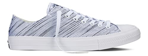 452ff23c32104 Converse Unisex Adults' Sneakers Chuck Taylor All Star II C151089  Gymnastics Shoes, White (