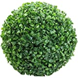 """MEXUD-Popular Artificial Plant Ball Tree Boxwood Wedding Event Home Outdoor Decoration (12 cm / 4.72"""")"""
