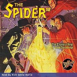 Spider #31 April 1936