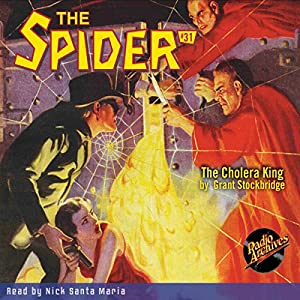 Spider #31 April 1936 Audiobook