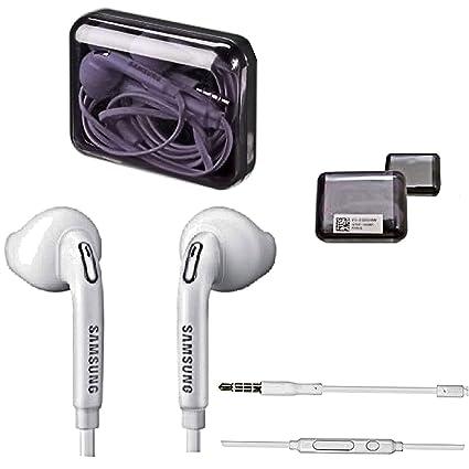 Samsung Téléphone Portable Stéréo Premium Casque Dans La Boîte Jewel