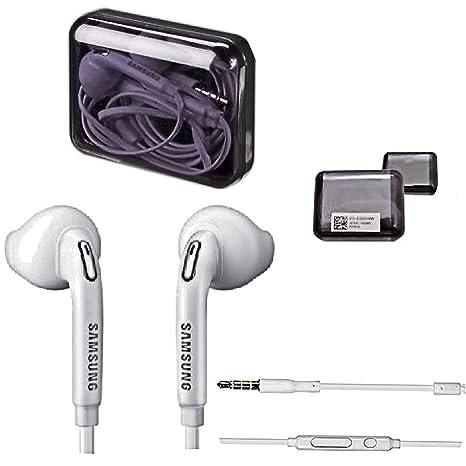 Samsung Handy Stereo Premium Headset in der Samsung Jewel Case Box - In-Ear Kopfhörer - Freisprecheinrichtung - in der Farbe