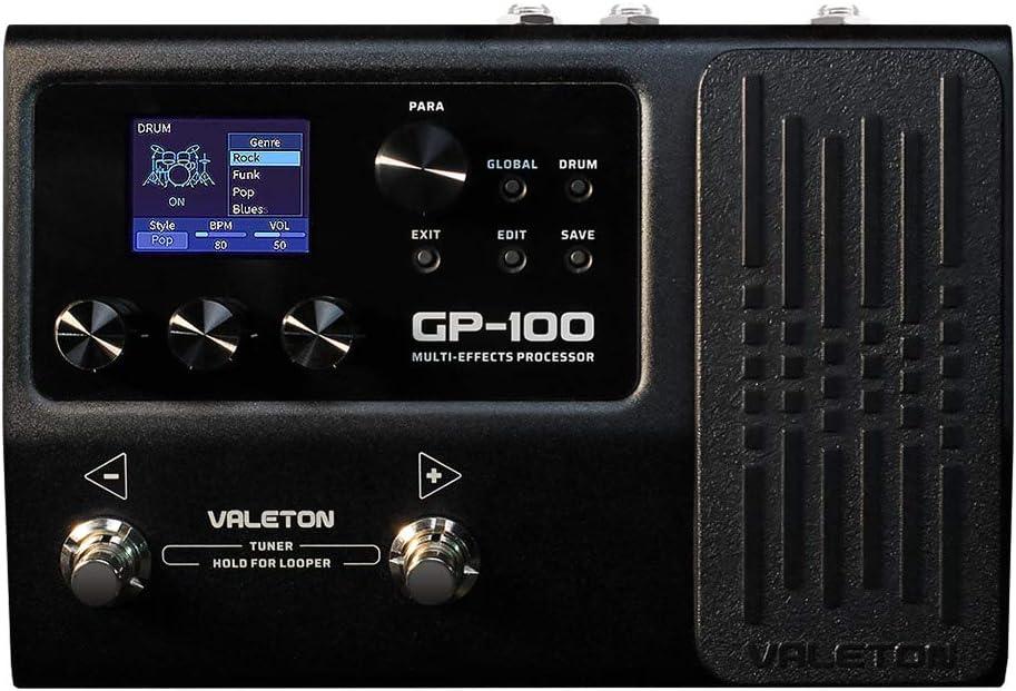 VALETON GP-100 MULTI EFFECTS PROCESSOR