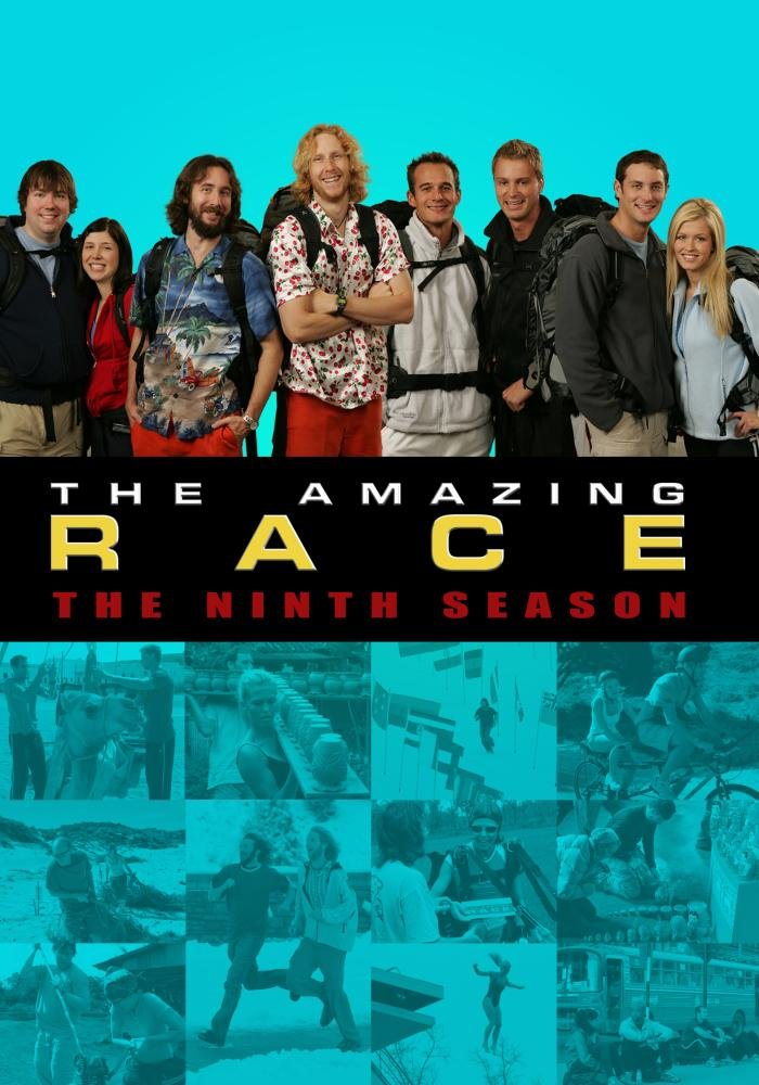 The Amazing Race Season 9 (2006) by Create-A-Space