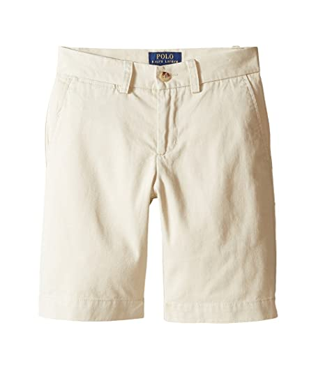 Polo Ralph Lauren Kids Prospect Shorts Big Kids Basic Sand Boy\u0027s Shorts