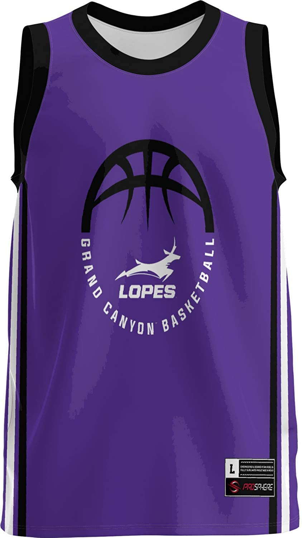 save off 9b13a a67a1 Amazon.com: Grand Canyon University Basketball Men's Replica ...