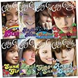 Cathy Cassidy Pack, 8 books, RRP £55.92 (Angel Cake; Dizzy; Driftwood; Ginger Snaps; Indigo Blue; Lucky Star; Scarlett; Sundae Girl).