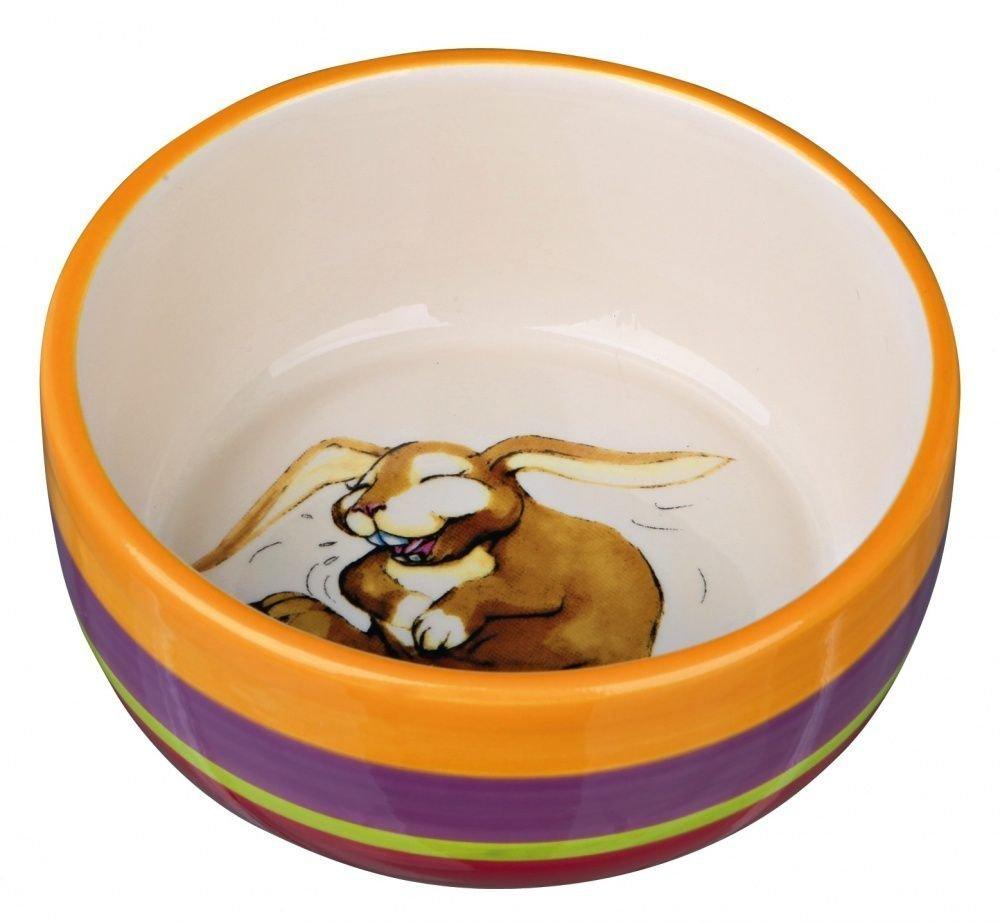 Trixie 60803Ciotola in Ceramica, Coniglio