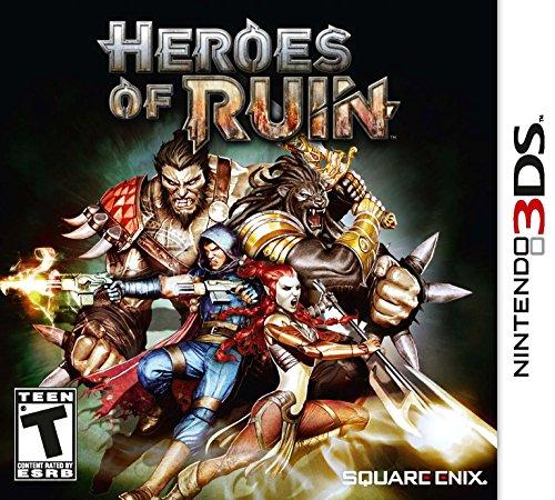 (Heroes of Ruin - Nintendo 3DS)
