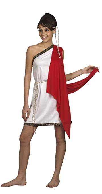 Costume da antica romana per donna  Amazon.it  Giochi e giocattoli a4e9f09ba2a