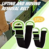 Adjustable Moving Straps,Heavy Lifting Straps for