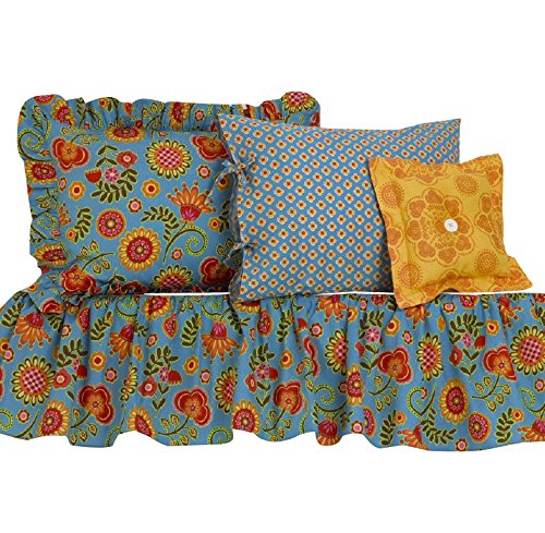 - Cotton Tale Designs Full Bedding Set, Gypsy