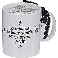Mopec GB330.1 Taza cerámica música en el Aire