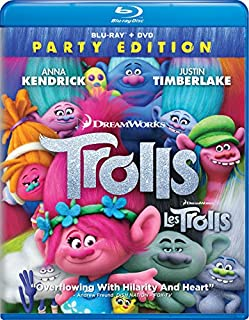 Trolls (Bilingual) [Blu-ray + DVD + Digital Copy] (B01LTHXMRU) | Amazon price tracker / tracking, Amazon price history charts, Amazon price watches, Amazon price drop alerts