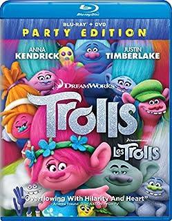 Trolls (Bilingual) [Blu-ray + DVD + Digital Copy] (B01LTHXMRU) | Amazon Products