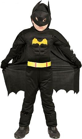 Disfraz de Batman (Talla 10-12 años): Amazon.es: Juguetes y juegos