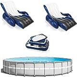 Amazon.com: Intex 56285EP - Juego de piscina con bomba y ...