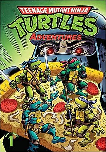 Amazon.com: Teenage Mutant Ninja Turtles Adventures Volume 1 ...