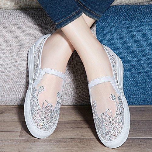 NGRDX&G Schuhe Damenschuhe Freizeitschuhe Schuhe Weiße Schuhe