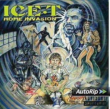 Home Invasion Ice T Amazon De Musik