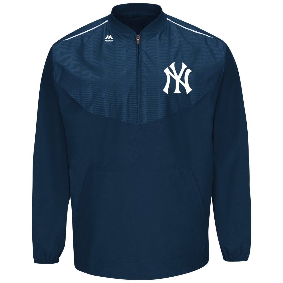 NEW YORK Yankees Majestic MLB Authentic Cool Base on Field de ...
