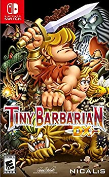Tiny Barbarian Dx - Nintendo Switch