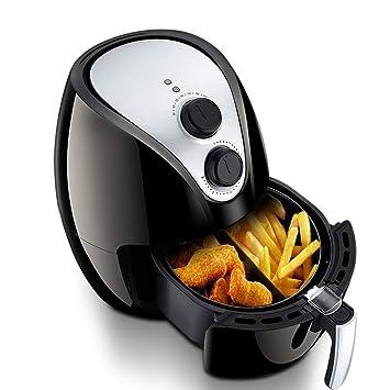 Freidora De Aire 3.5L De La Casa De Gran Capacidad Fries Machine Aceite De Freidora Eléctrica Inteligente De Patata Dulce Asada: Amazon.es