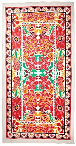 Theodora & Callum Women's Acapulco Scarf, Bright/Multi by Theodora & Callum