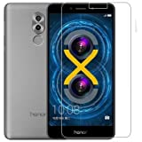 Honor 6X Screen Protector,by JUMP START 2.5D Edge 9H Hardness Tempered Glass Screen Protector for honor 6x Anti-Scratch,Case Friendly