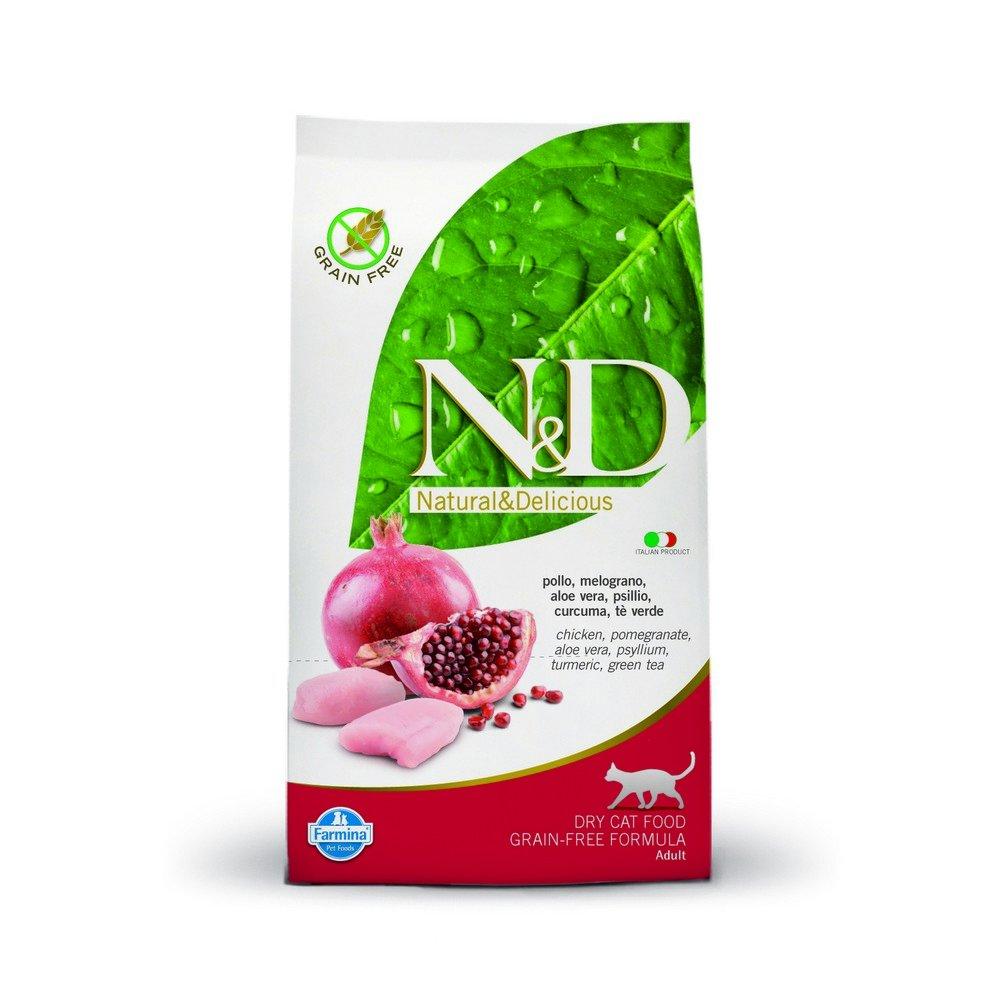 Farmina N&D Grain Free Adult pollo para gatos 300 gr. N&d low grain 01243956