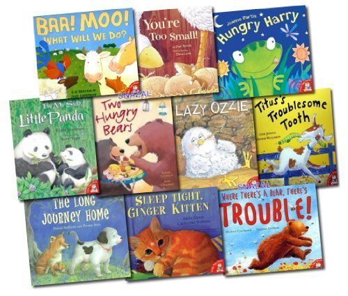 Download Early Reader Children Picture Books Collection 10 Books Gifts Set Pack Brand pdf