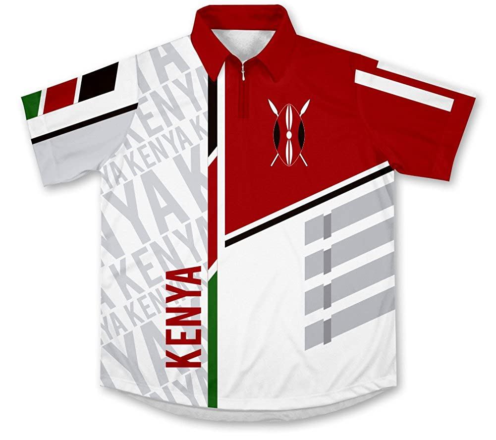 ScudoPro Kenya Technical Polo Shirt for Men and Women