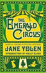 The Emerald Circus by Jane Yolen fantasy book reviews