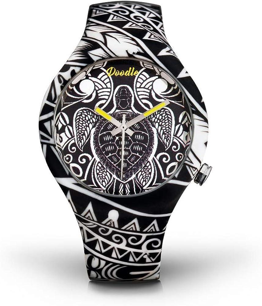 Doodle Watch? Reloj De Pulsera para Él y para Ella Diámetro 39 mm ...