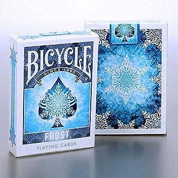 Juego de cartas Bicycle Frost: Amazon.es: Juguetes y juegos