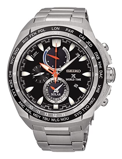 Seiko Prospex Señor Relojes ssc487p 1est