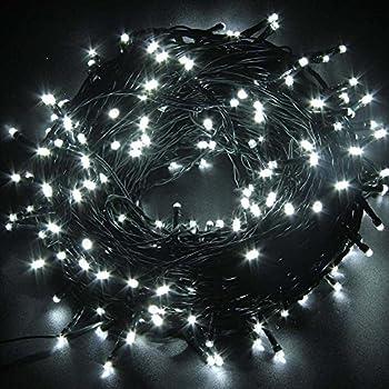 Amazon.com : Fullbell 33ft Christmas LED Fairy Twinkle String ...