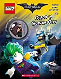 img - for Chaos in Gotham City (The LEGO Batman Movie: Activity Book with Minfigure) book / textbook / text book