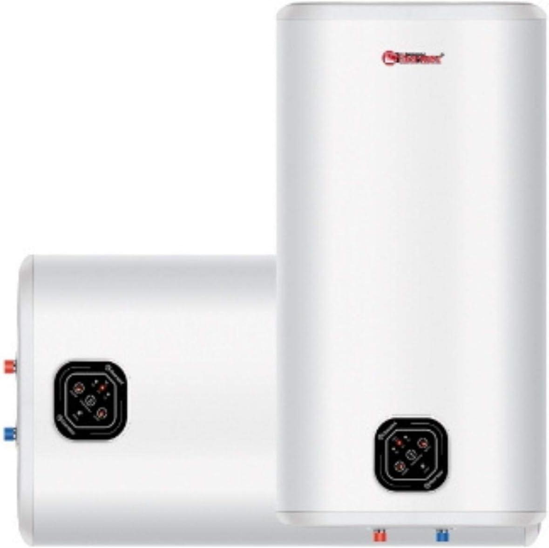 Termo eléctrico de almacenamiento SMART – Tanque interior BIO-Vitrificado – Montaje Multiposición – Panel de Control Táctil - Clase Energética B – 5 años Garantía (80 Litros)