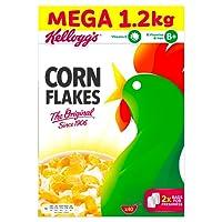 Kellogg's Corn Flakes Cereal, 1.2 kg