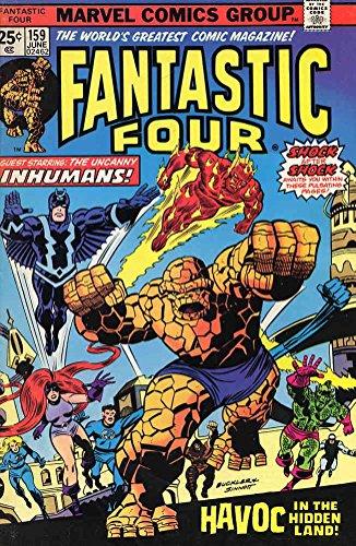 Fantastic Four (Vol. 1) #159 VG ; Marvel comic book