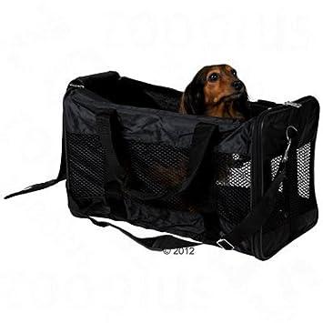 Pet Carrier Bolsa Perros Gatos Mascota Viaje Tren Coche: Amazon.es: Productos para mascotas